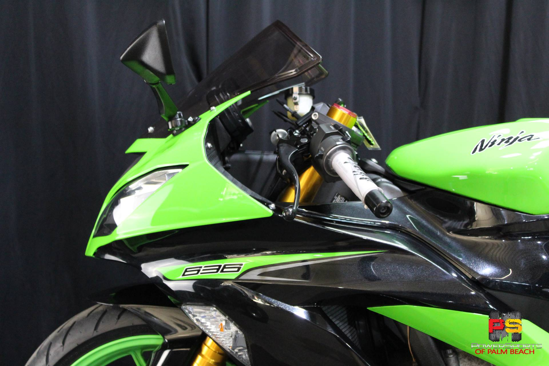 2013 Kawasaki Ninja® ZX™-6R in Lake Park, Florida - Photo 18