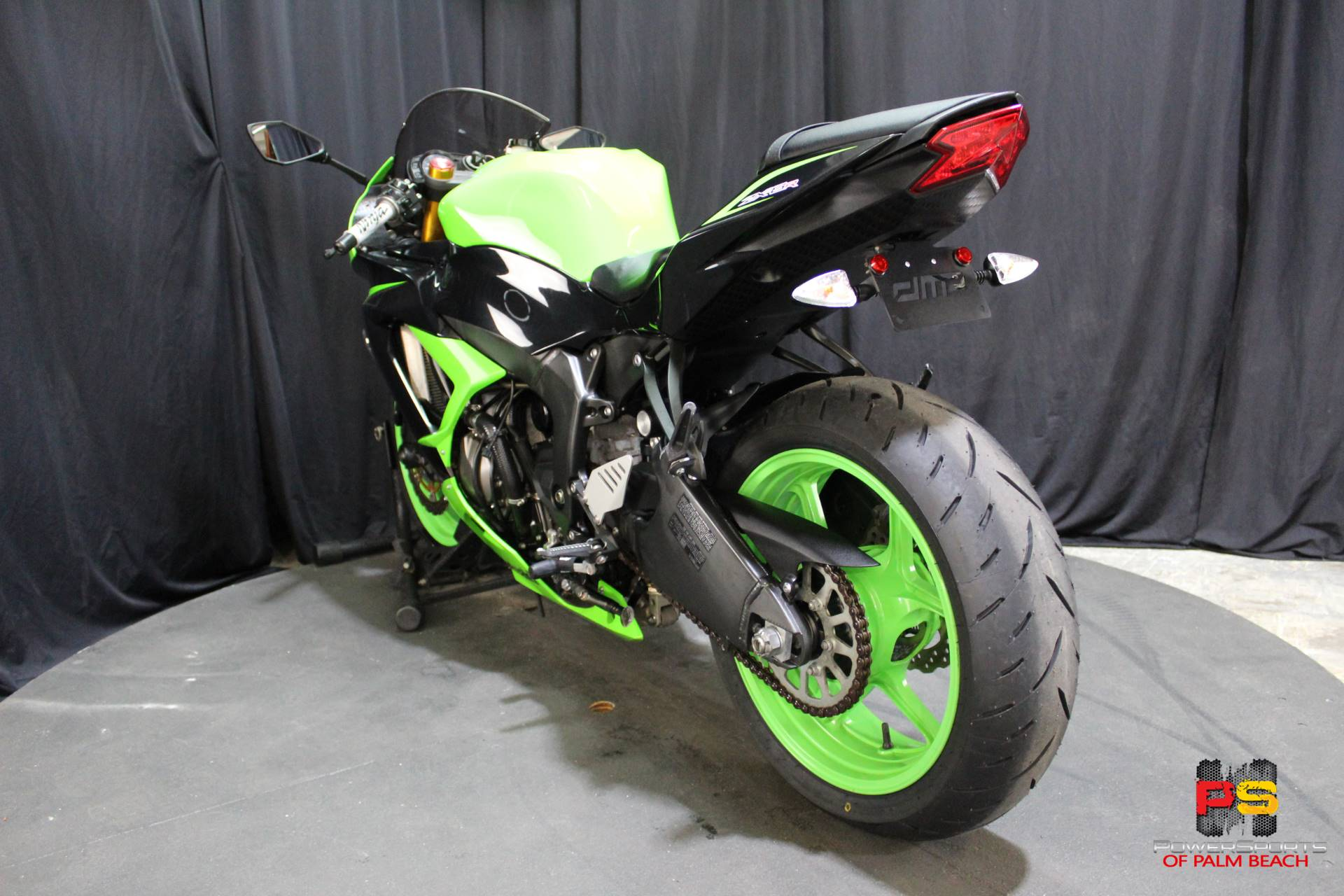 2013 Kawasaki Ninja® ZX™-6R in Lake Park, Florida - Photo 24