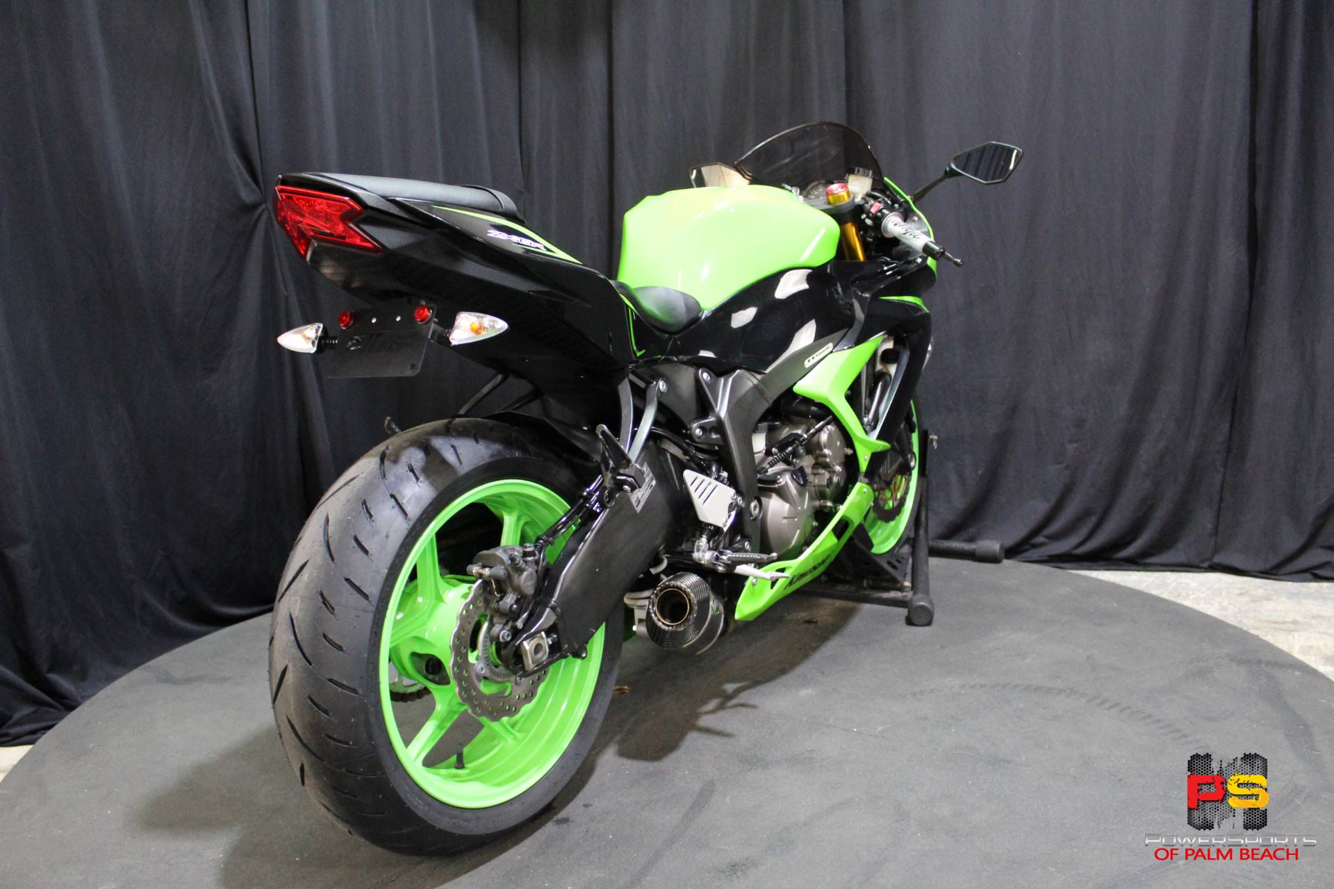 2013 Kawasaki Ninja® ZX™-6R in Lake Park, Florida - Photo 29