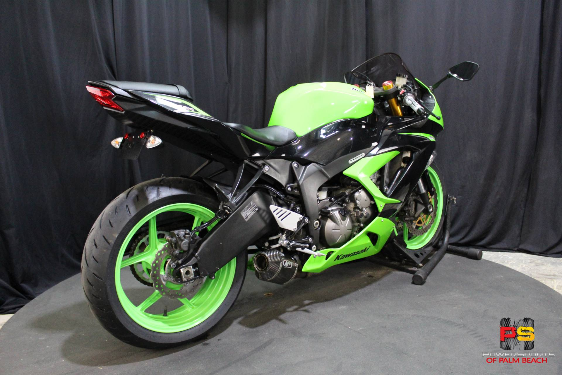 2013 Kawasaki Ninja® ZX™-6R in Lake Park, Florida - Photo 30