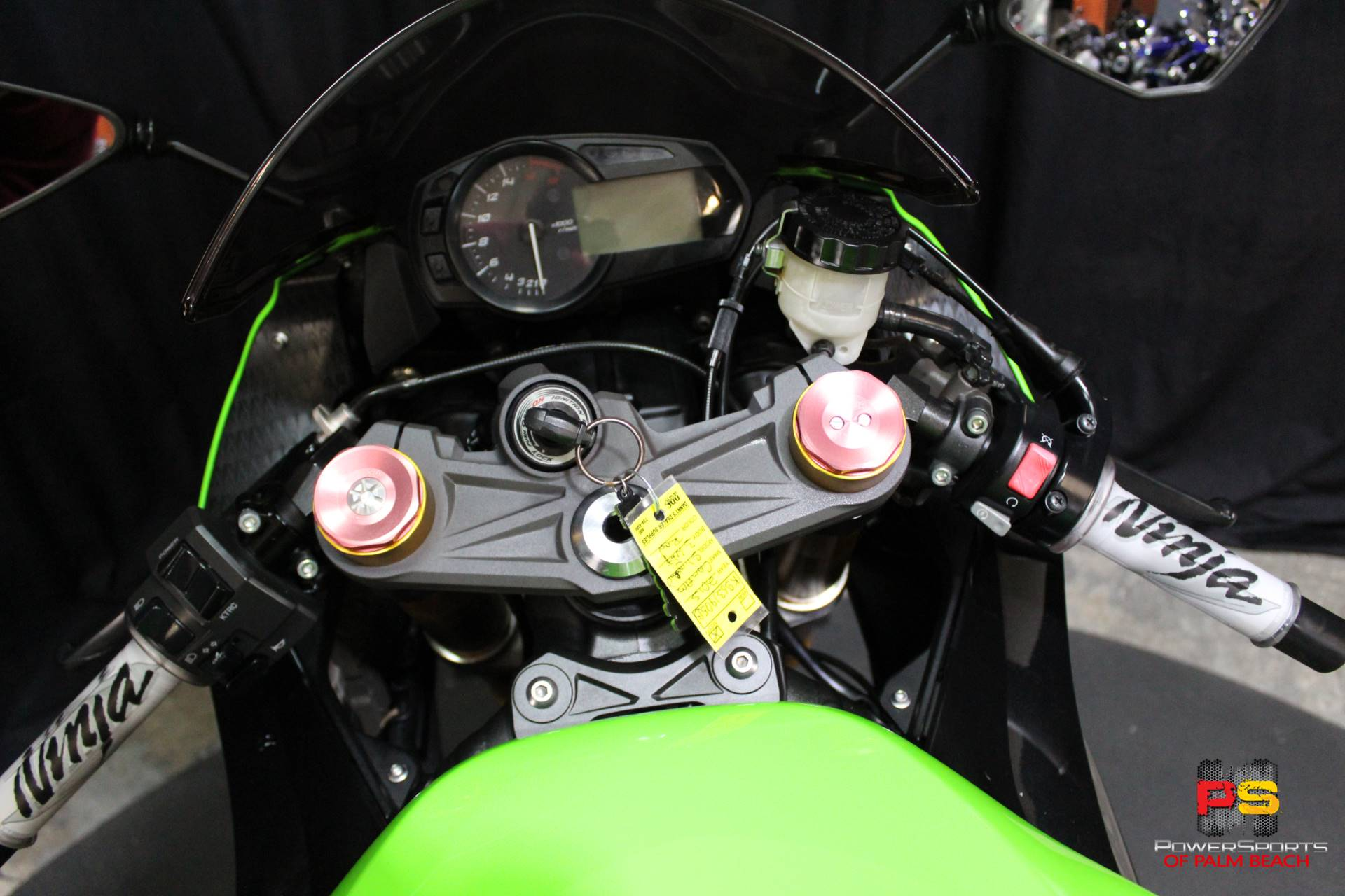 2013 Kawasaki Ninja® ZX™-6R in Lake Park, Florida - Photo 36
