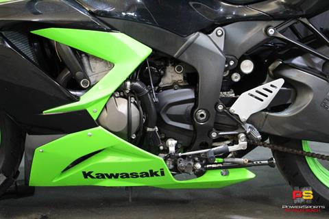 2013 Kawasaki Ninja® ZX™-6R in Lake Park, Florida - Photo 19