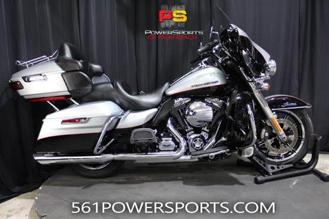 2015 Harley-Davidson Electra Glide® Ultra Classic® in Lake Park, Florida - Photo 1