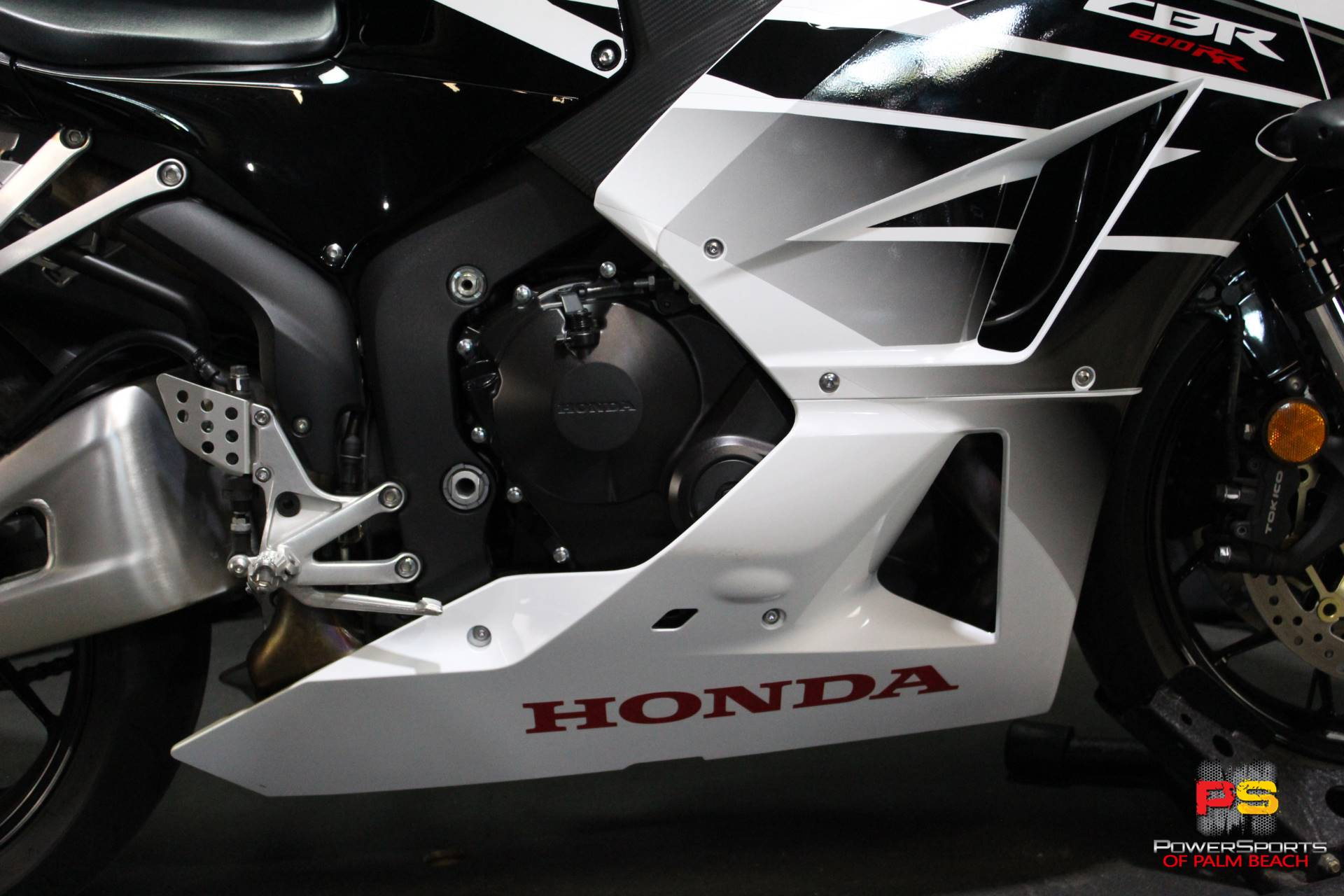 2016 Honda CBR600RR in Lake Park, Florida - Photo 4
