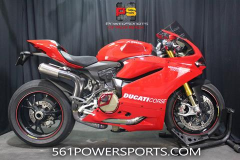 2016 Ducati 1299 Panigale S in Lake Park, Florida - Photo 1