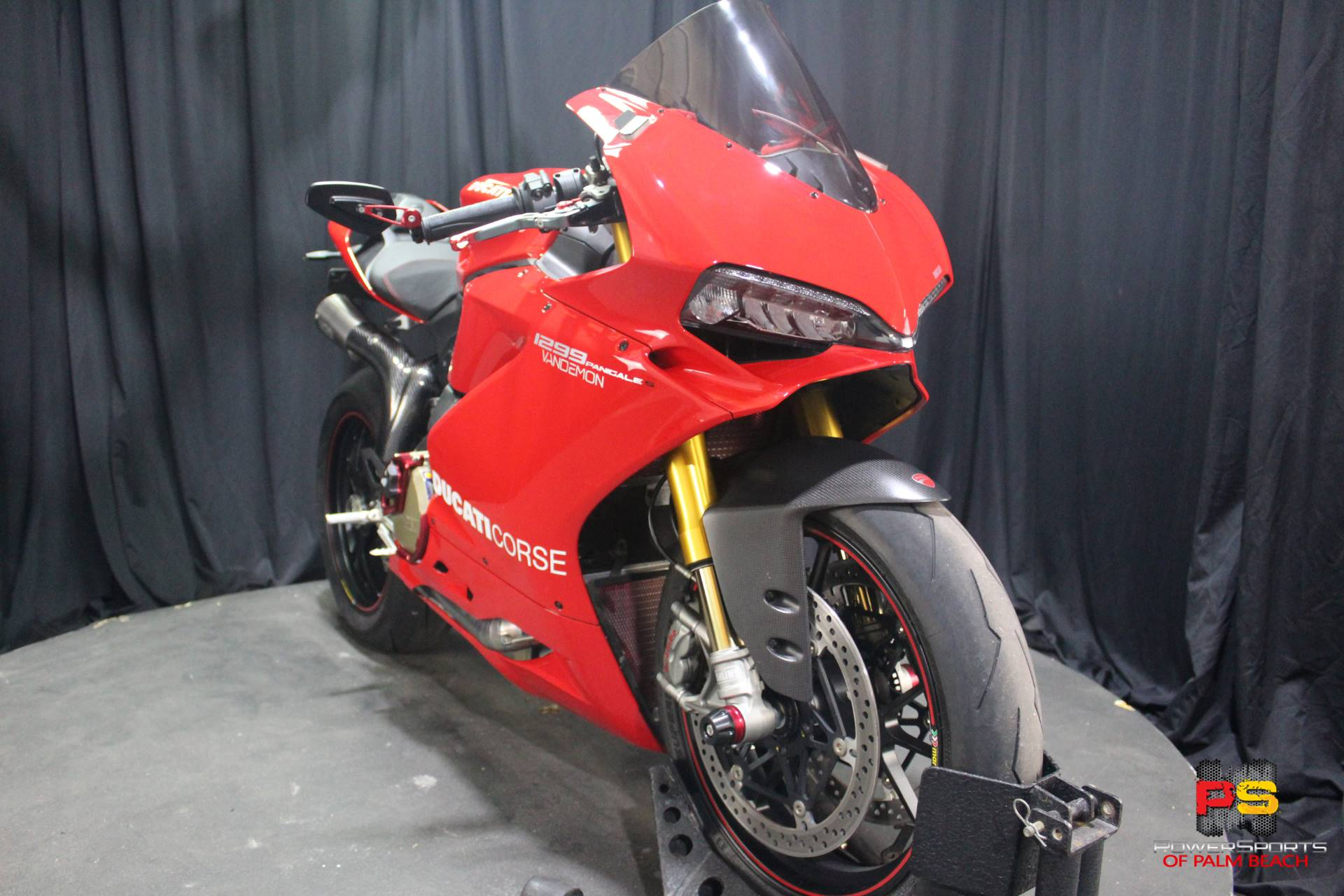 2016 Ducati 1299 Panigale S in Lake Park, Florida - Photo 10