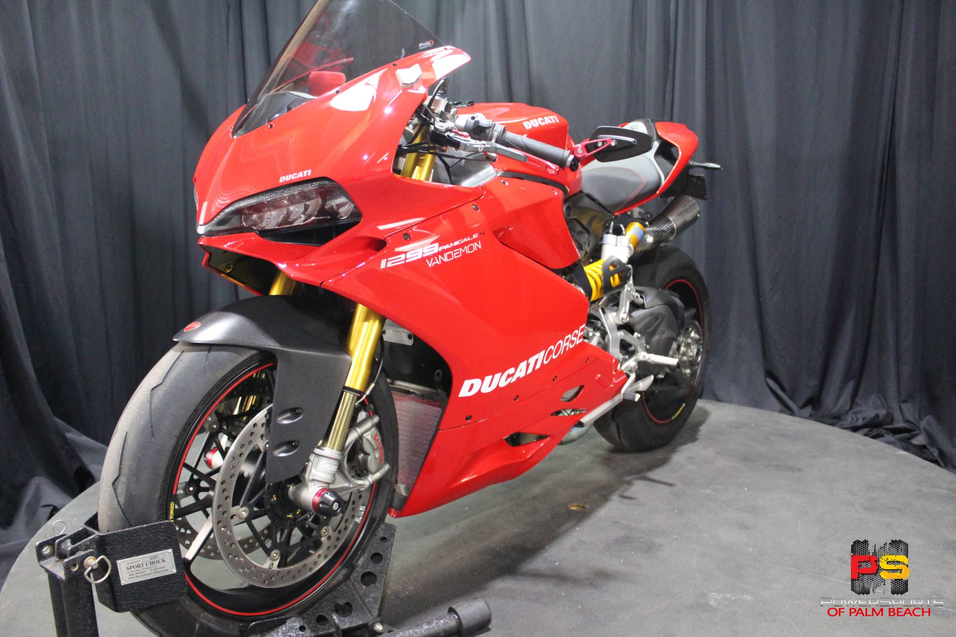 2016 Ducati 1299 Panigale S in Lake Park, Florida - Photo 15