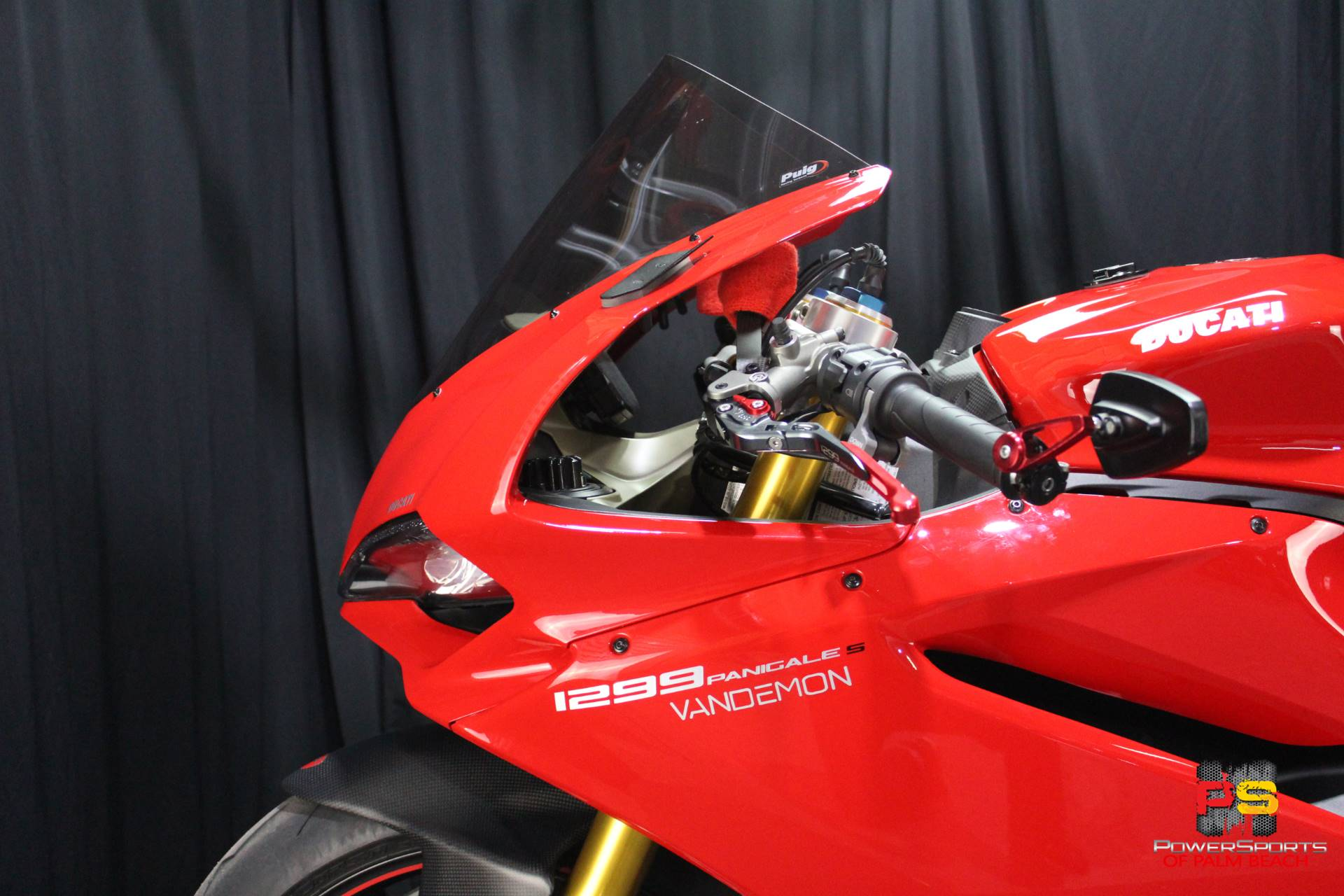2016 Ducati 1299 Panigale S in Lake Park, Florida - Photo 19