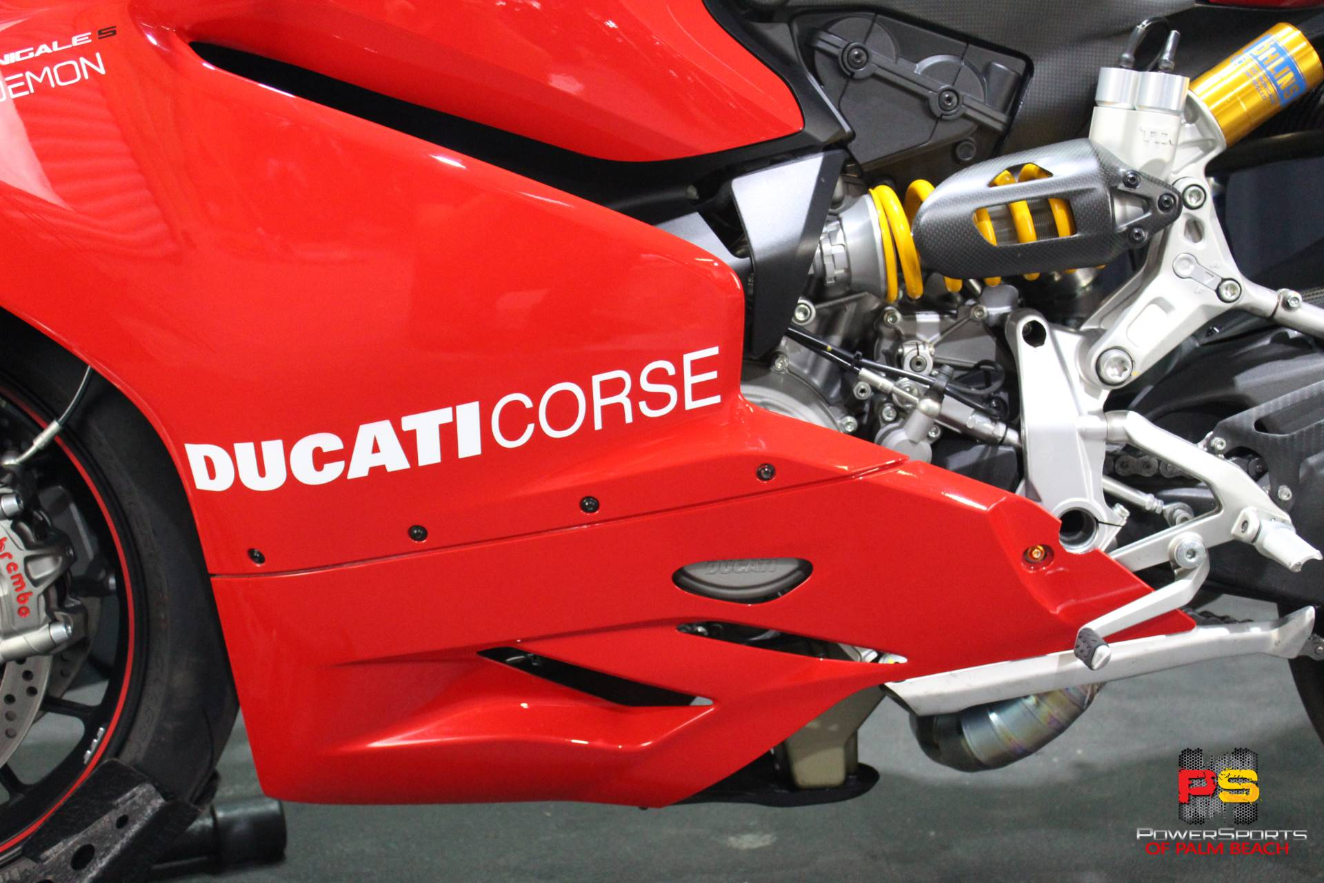2016 Ducati 1299 Panigale S in Lake Park, Florida - Photo 20