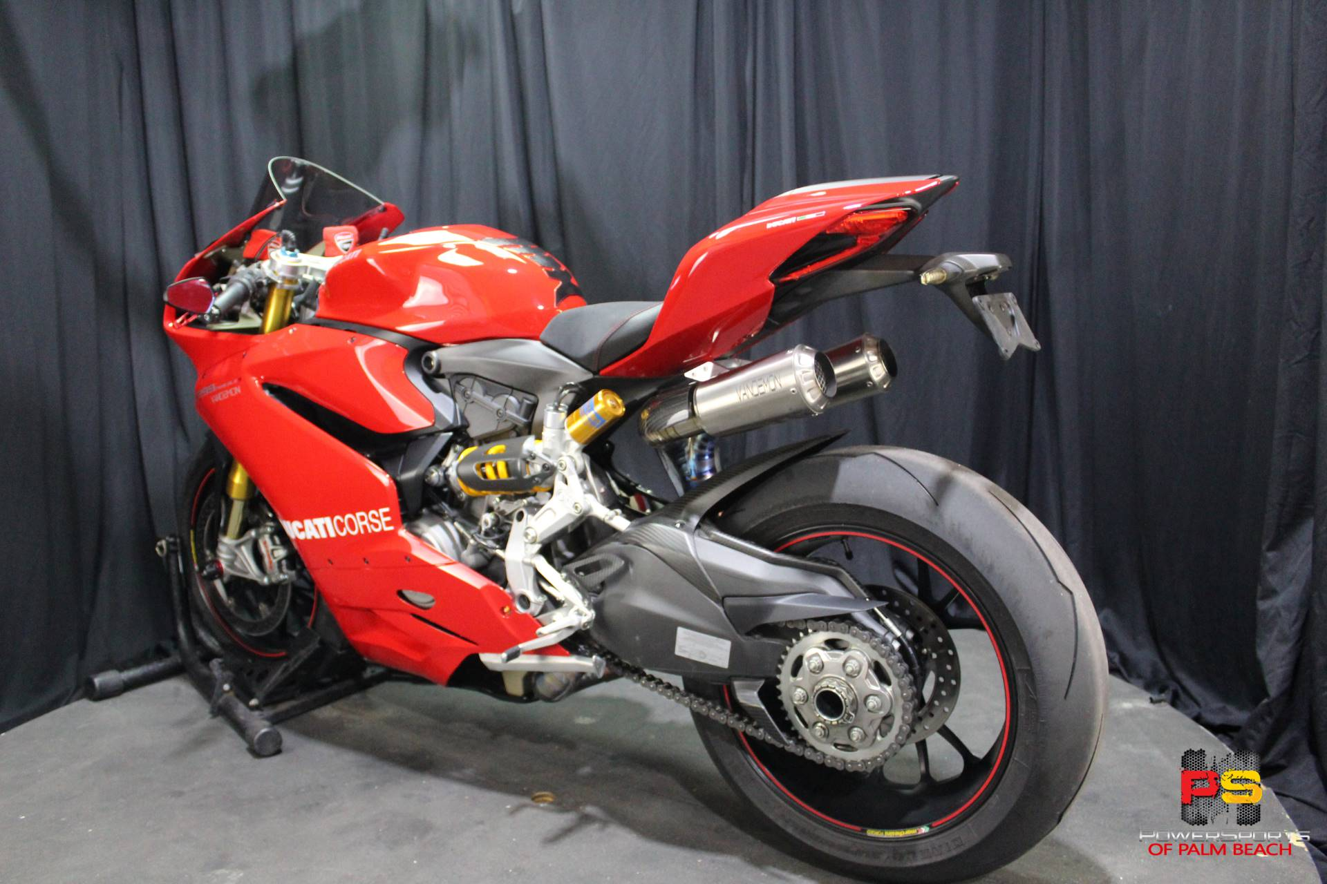 2016 Ducati 1299 Panigale S in Lake Park, Florida - Photo 26