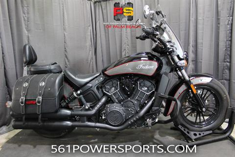 2018 Indian Scout® Sixty ABS in Lake Park, Florida - Photo 1