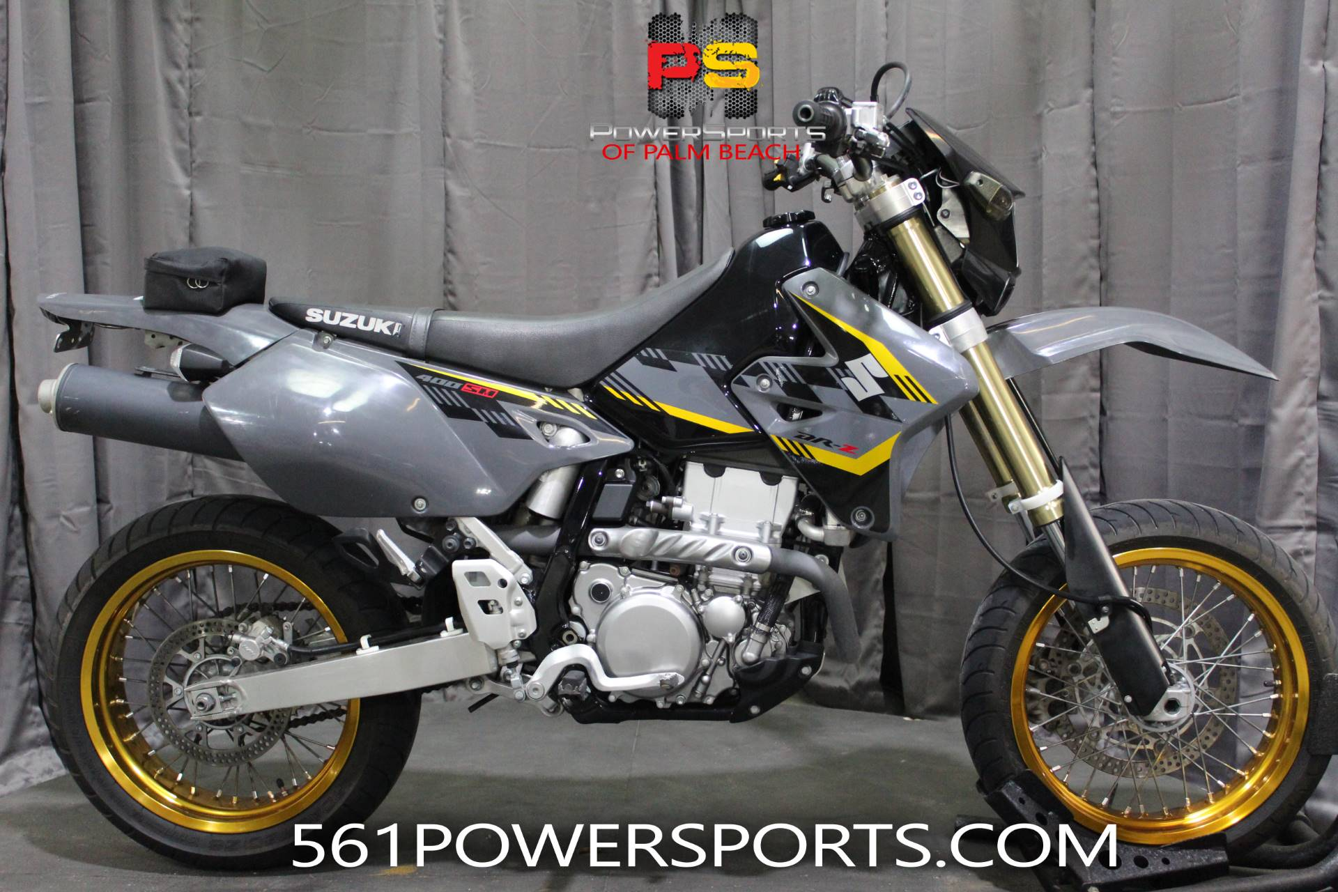 2016 Suzuki DR-Z400S in Lake Park, Florida - Photo 1
