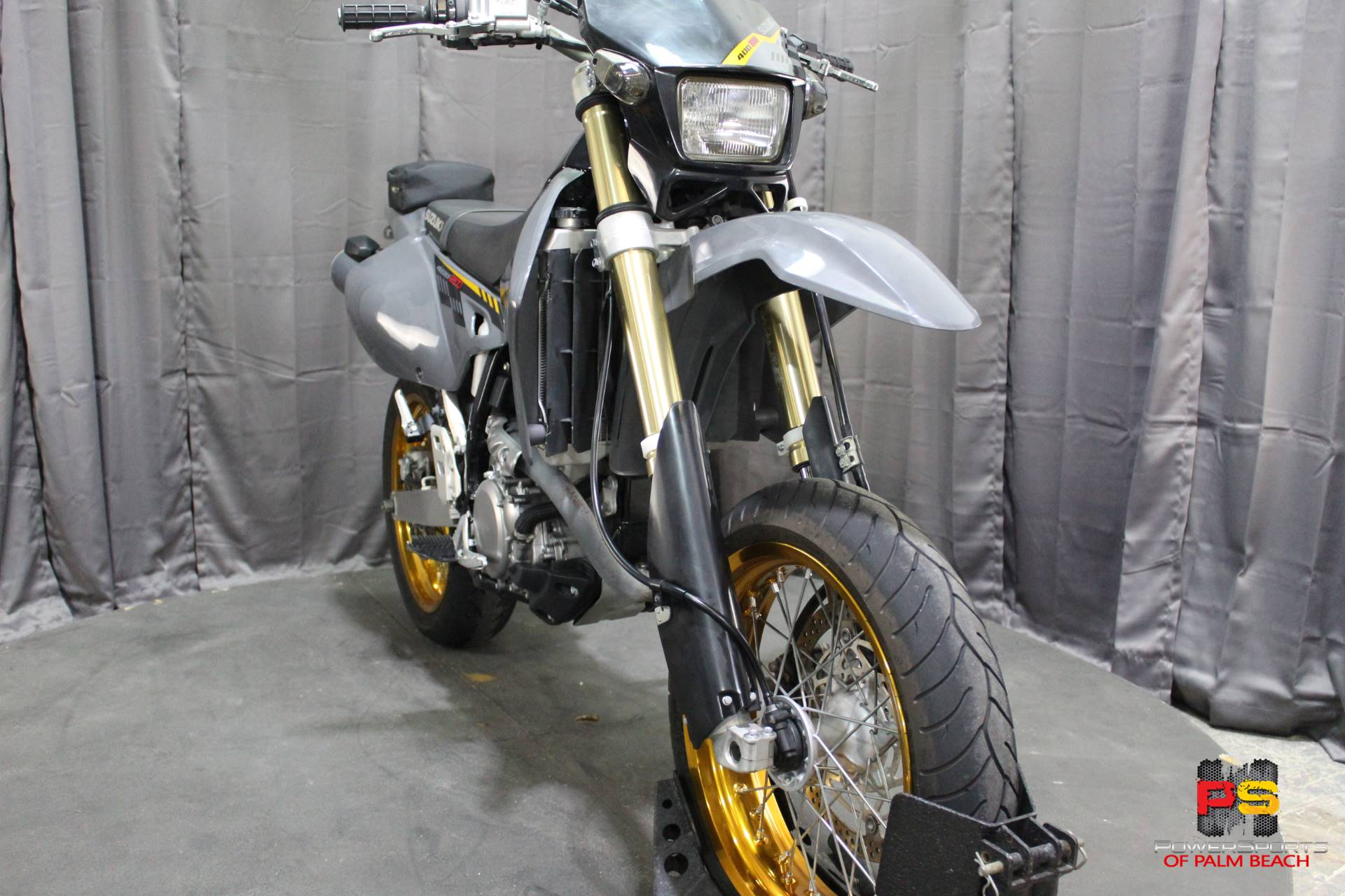 2016 Suzuki DR-Z400S in Lake Park, Florida - Photo 9