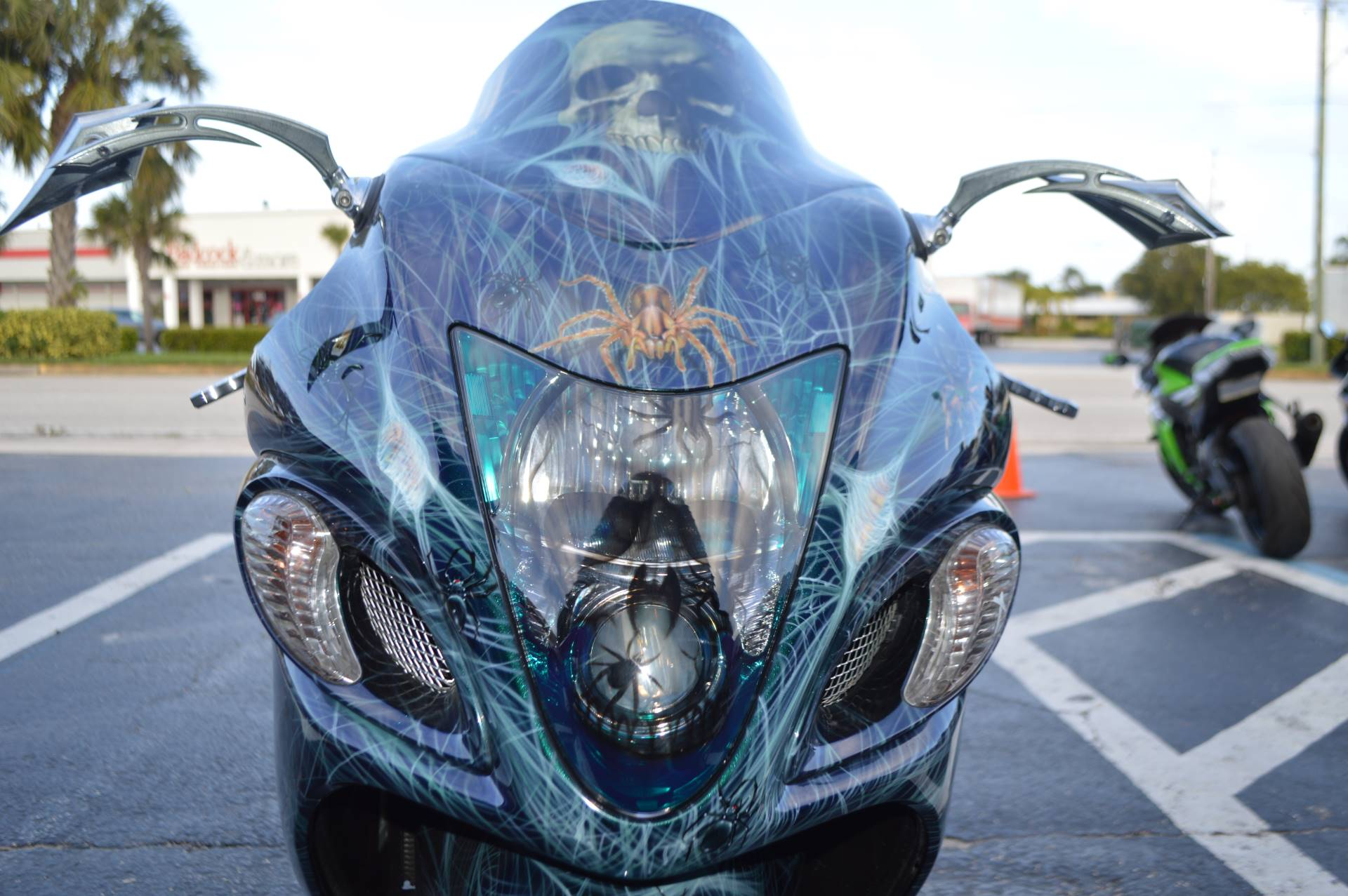 2008 Suzuki Hayabusa in Lake Park, Florida