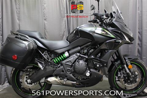 2017 Kawasaki Versys 650 LT in Lake Park, Florida - Photo 1
