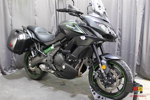 2017 Kawasaki Versys 650 LT in Lake Park, Florida - Photo 8