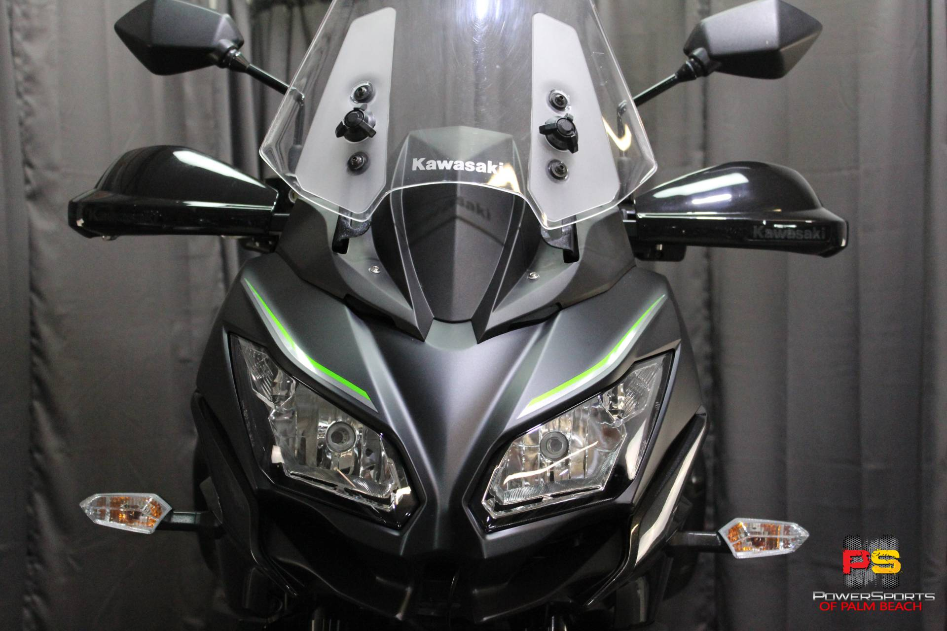 2017 Kawasaki Versys 650 LT in Lake Park, Florida - Photo 12