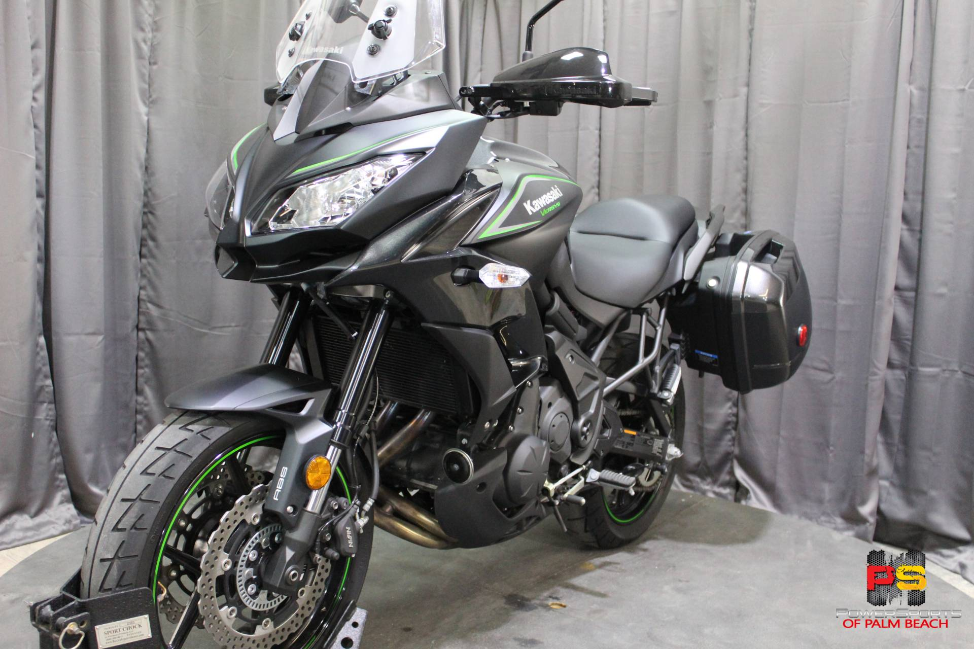 2017 Kawasaki Versys 650 LT in Lake Park, Florida - Photo 13