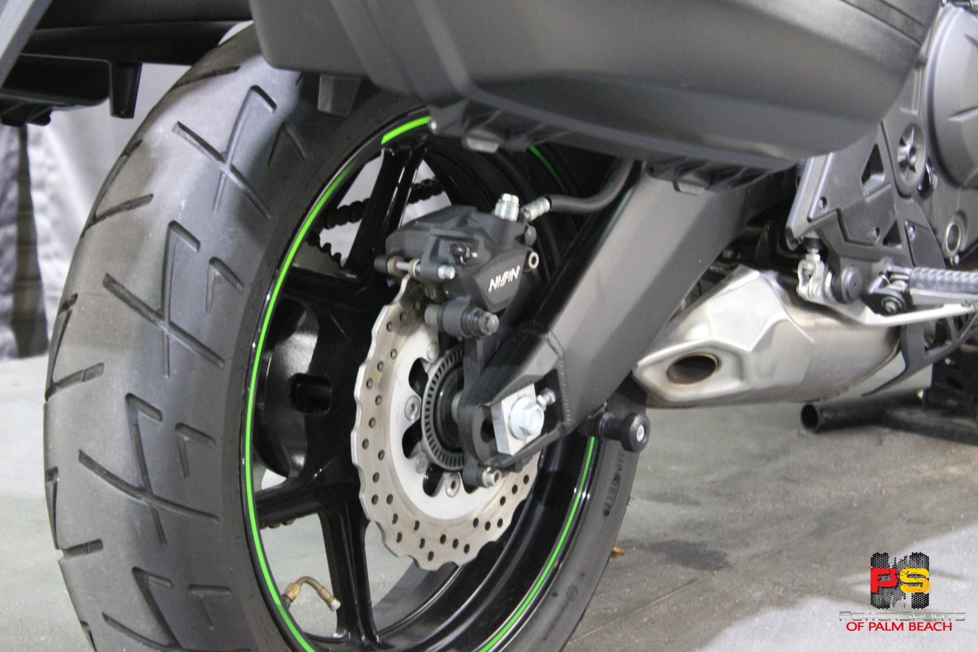 2017 Kawasaki Versys 650 LT in Lake Park, Florida - Photo 29