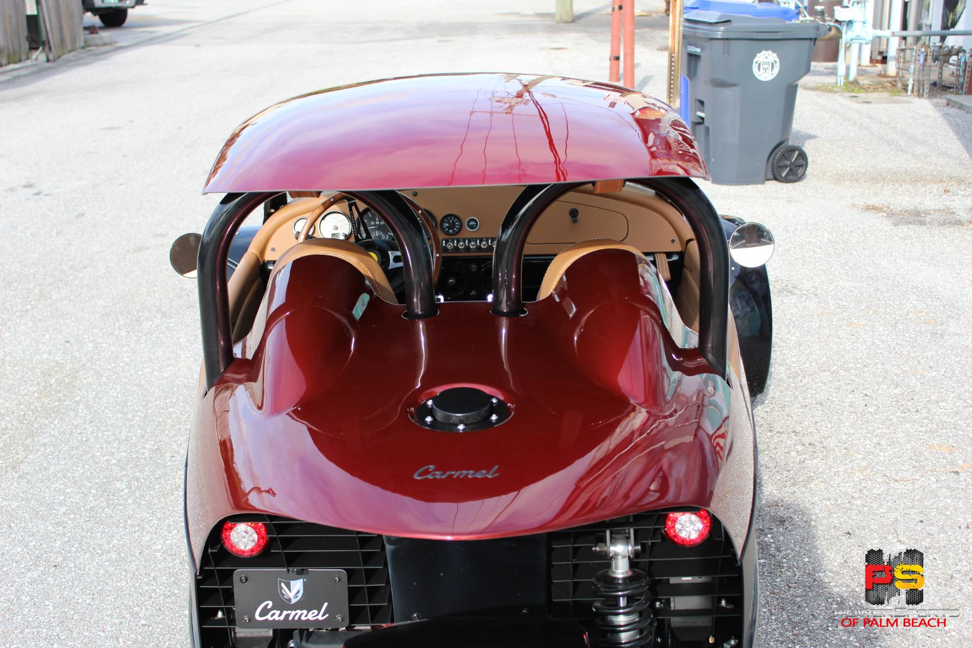 2020 Vanderhall Motor Works Carmel GT in Lake Park, Florida - Photo 15