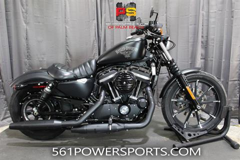 2017 Harley-Davidson Iron 883™ in Lake Park, Florida - Photo 1