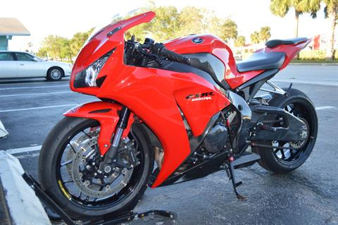 2014 Honda CBR®1000RR in Lake Park, Florida