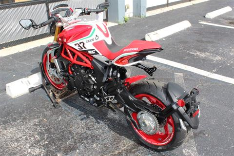 2018 MV Agusta DRAGSTER 800 RC in Lake Park, Florida