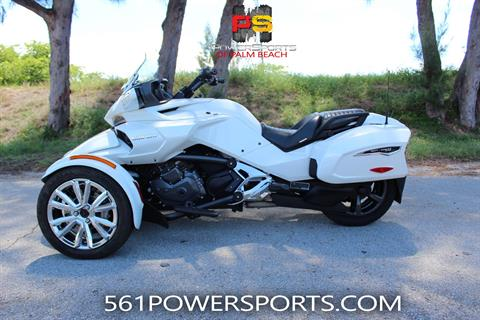 2016 Can-Am Spyder F3 Limited in Lake Park, Florida - Photo 1