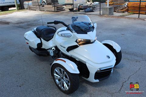 2016 Can-Am Spyder F3 Limited in Lake Park, Florida - Photo 5