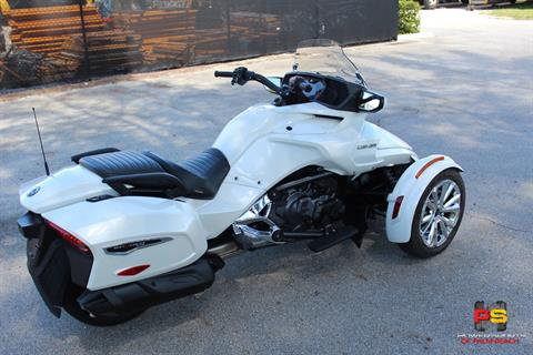 2016 Can-Am Spyder F3 Limited in Lake Park, Florida - Photo 7