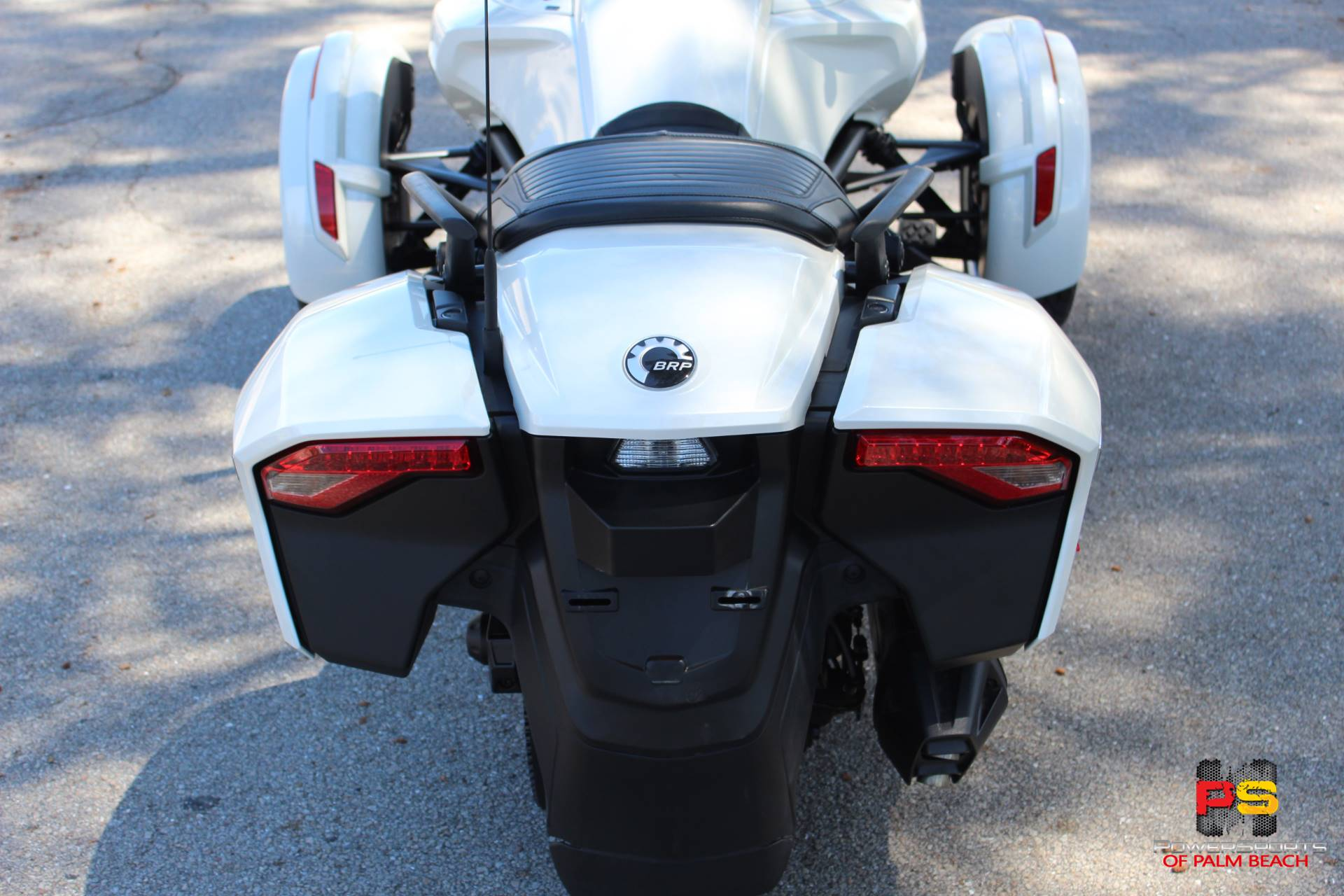 2016 Can-Am Spyder F3 Limited in Lake Park, Florida - Photo 11