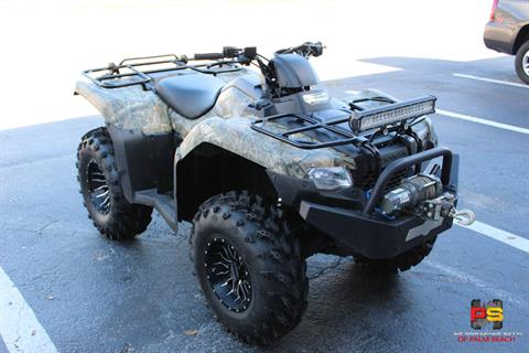 2016 Honda FourTrax Rancher 4x4 in Lake Park, Florida - Photo 11