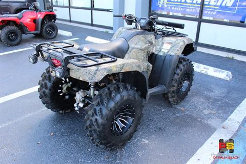 2016 Honda FourTrax Rancher 4x4 in Lake Park, Florida - Photo 17
