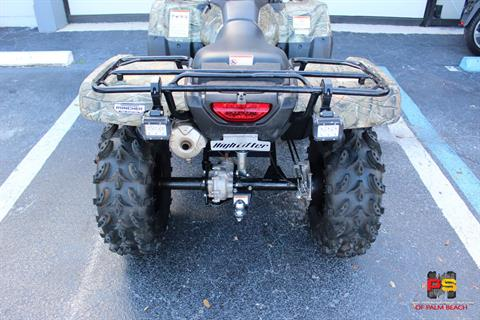 2016 Honda FourTrax Rancher 4x4 in Lake Park, Florida - Photo 18