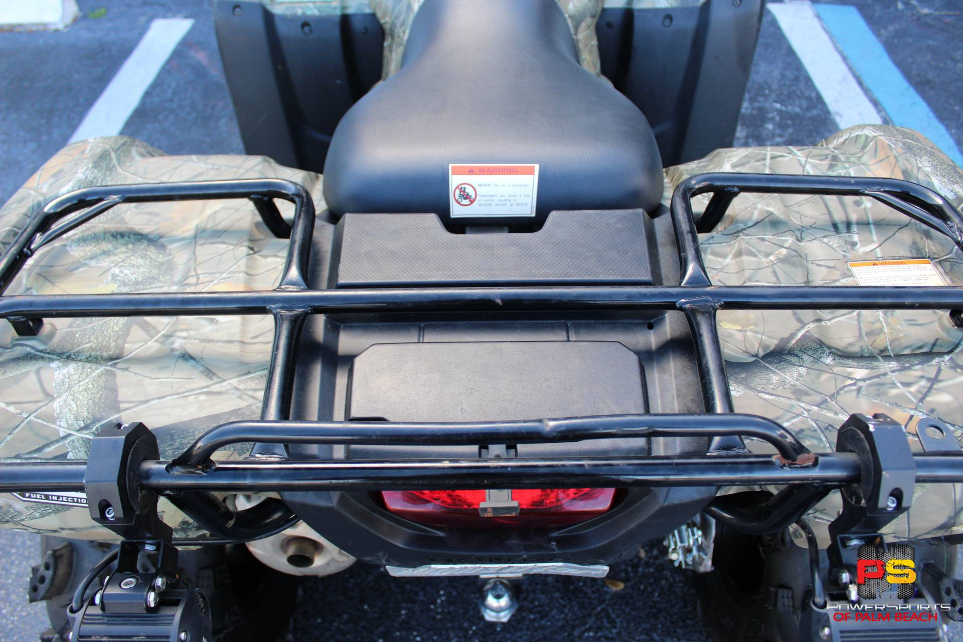 2016 Honda FourTrax Rancher 4x4 in Lake Park, Florida - Photo 25