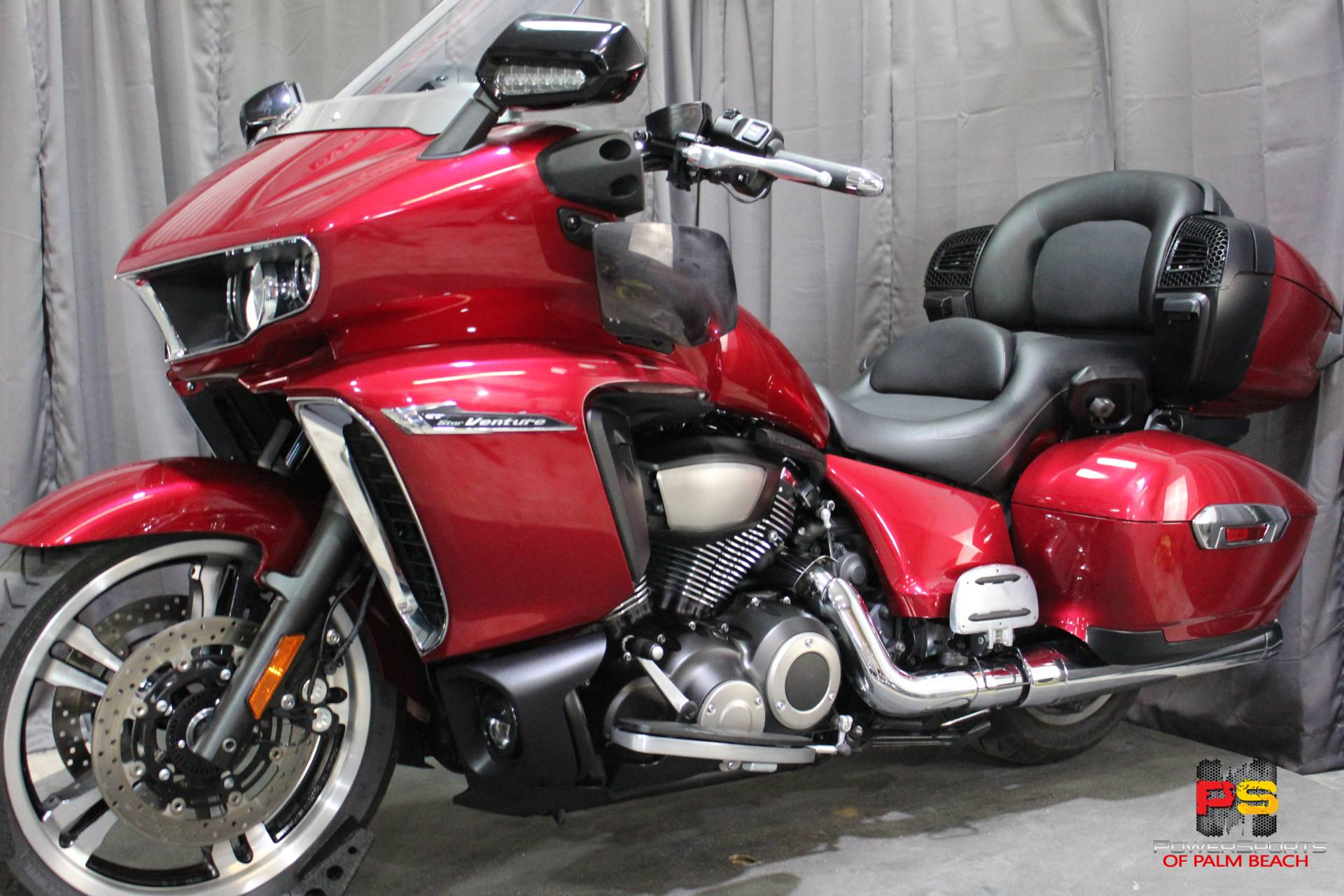 2018 Yamaha Star Venture with Transcontinental Option Package in Lake Park, Florida - Photo 19
