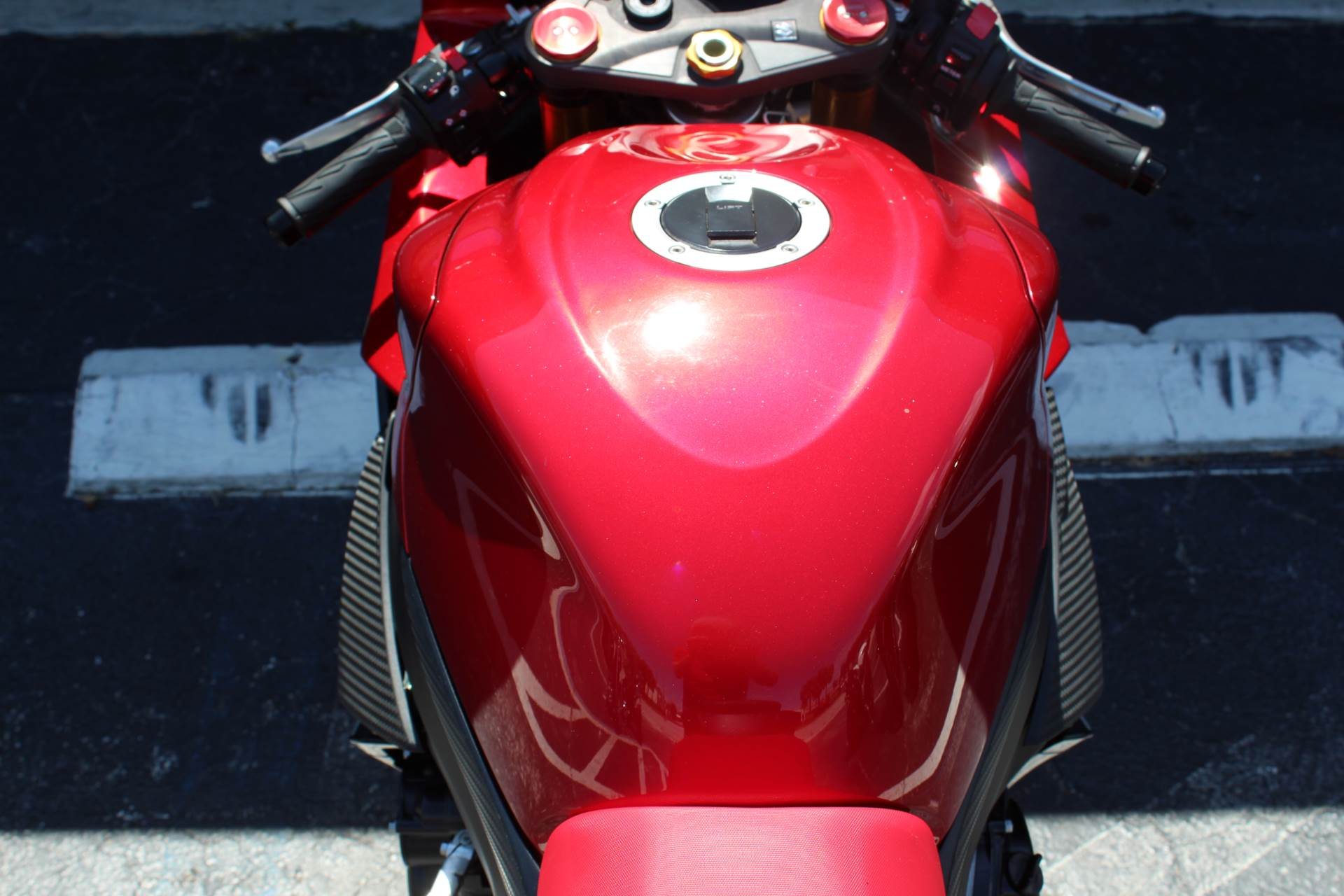 2014 Suzuki GSX-R750™ 50th Anniversary Edition in Lake Park, Florida