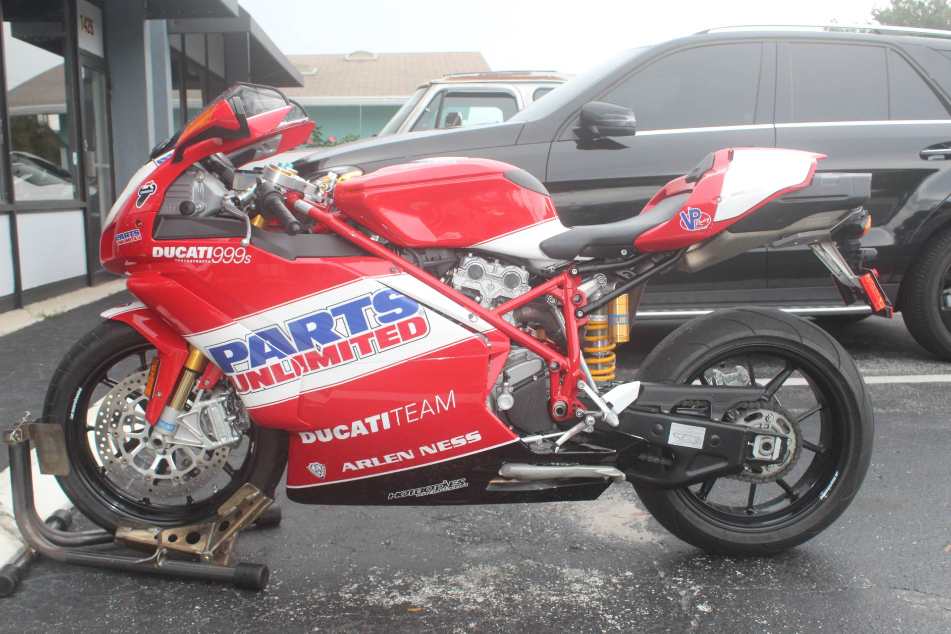 2007 Ducati Superbike 999s Team USA in Lake Park, Florida