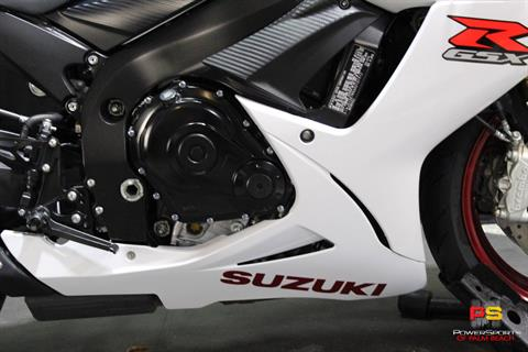 2017 Suzuki GSX-R750 in Lake Park, Florida - Photo 4