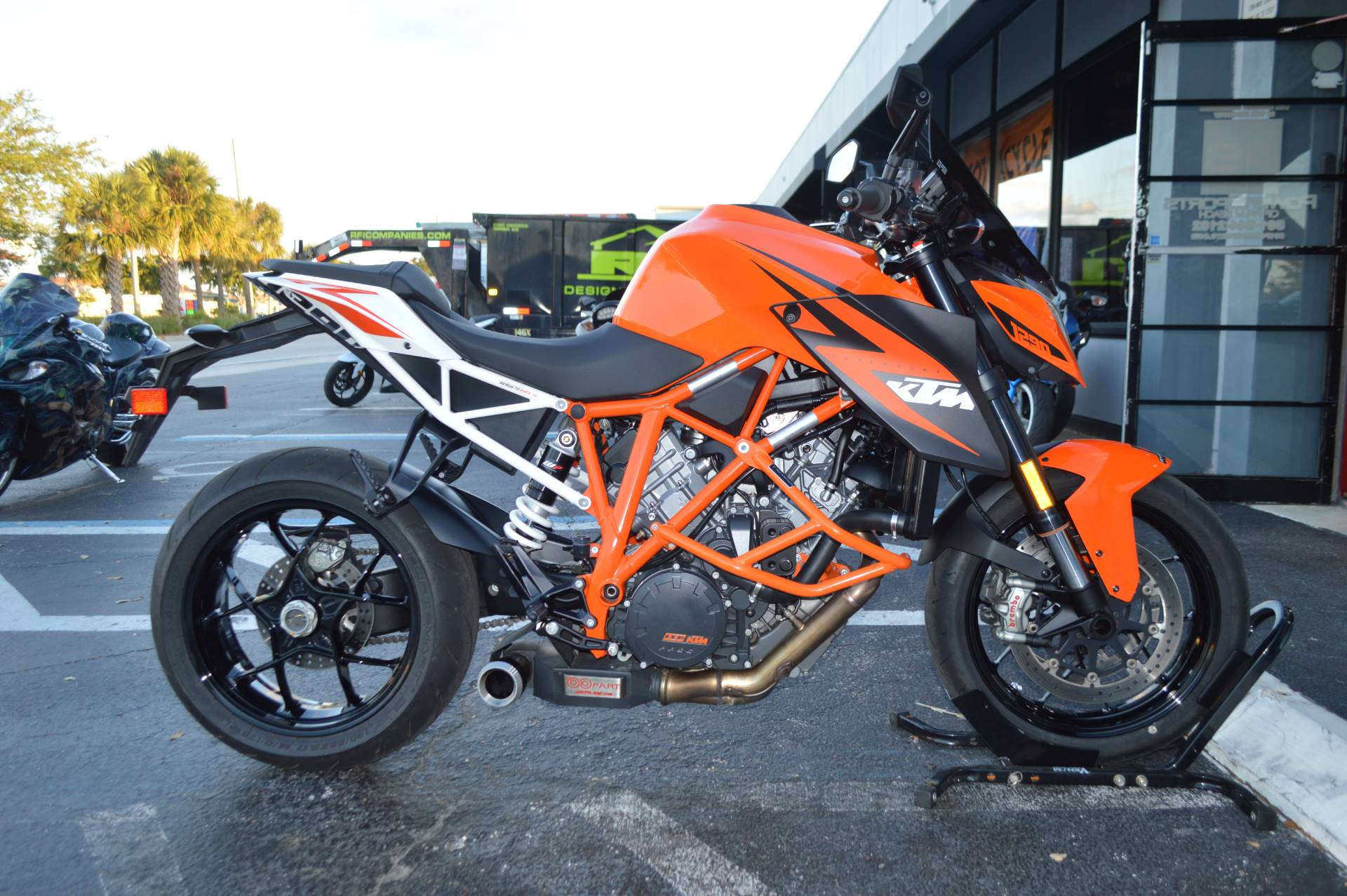 2016 KTM 1290 Super Duke R Special Edition in Lake Park, Florida