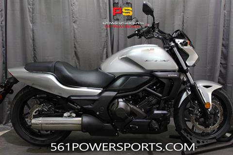 2015 Honda CTX®700N DCT ABS in Lake Park, Florida - Photo 1