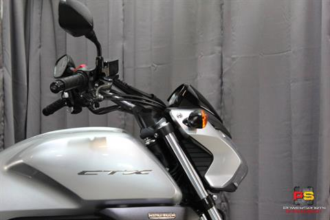 2015 Honda CTX®700N DCT ABS in Lake Park, Florida - Photo 9