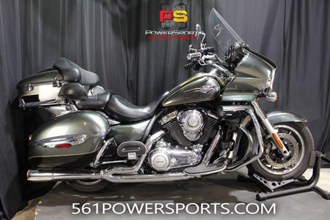 2011 Kawasaki Vulcan® 1700 Voyager® in Lake Park, Florida - Photo 1
