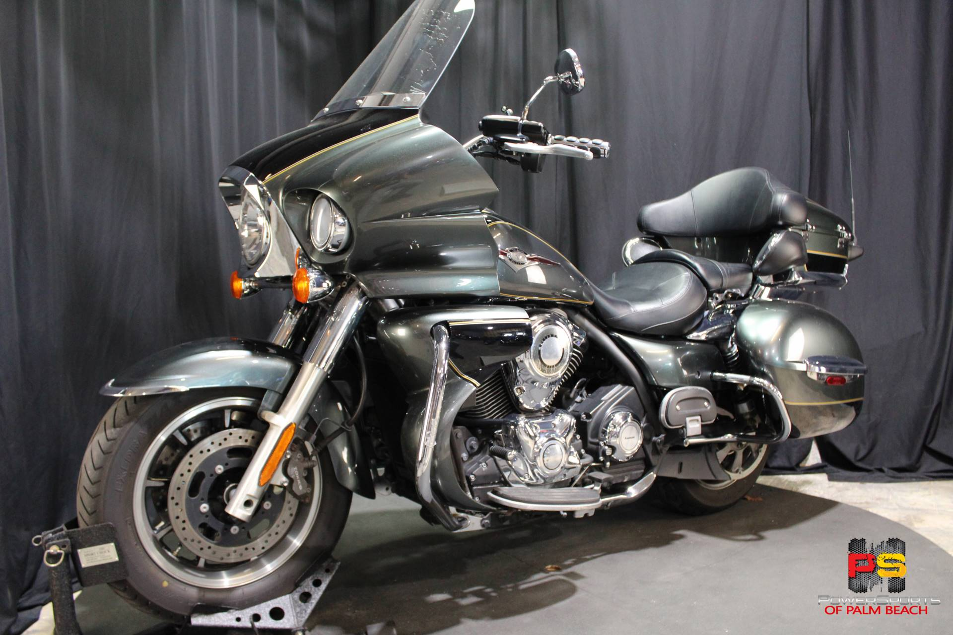 2011 Kawasaki Vulcan® 1700 Voyager® in Lake Park, Florida - Photo 15