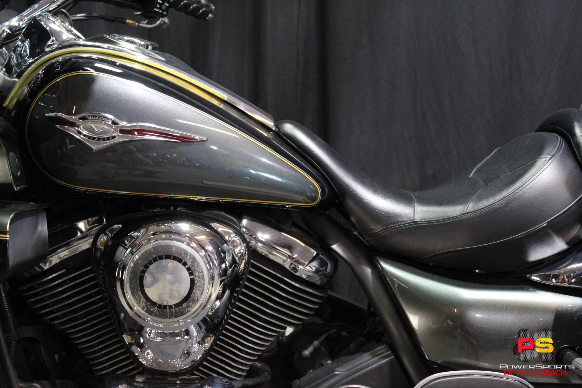 2011 Kawasaki Vulcan® 1700 Voyager® in Lake Park, Florida - Photo 19