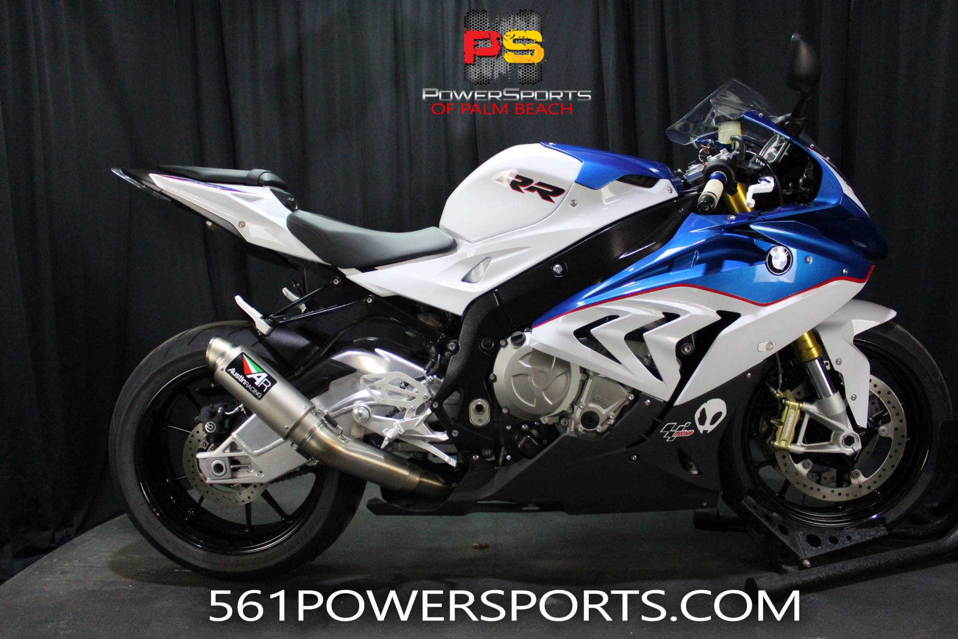 2015 BMW S 1000 RR in Lake Park, Florida - Photo 1