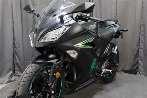 2016 Kawasaki Ninja 300 ABS in Lake Park, Florida - Photo 13