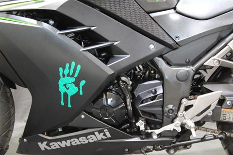 2016 Kawasaki Ninja 300 ABS in Lake Park, Florida - Photo 19