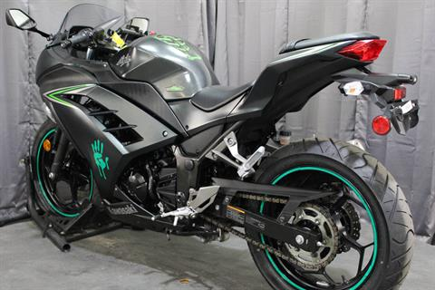 2016 Kawasaki Ninja 300 ABS in Lake Park, Florida - Photo 23