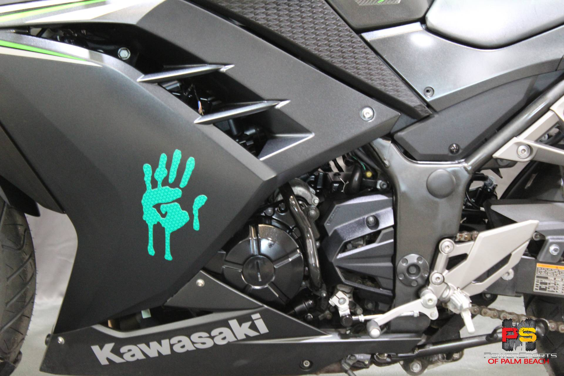 2016 Kawasaki Ninja 300 ABS in Lake Park, Florida - Photo 6